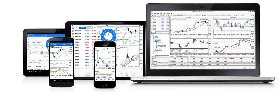 Plataforma MetaTrader4 para todos los dispositivos