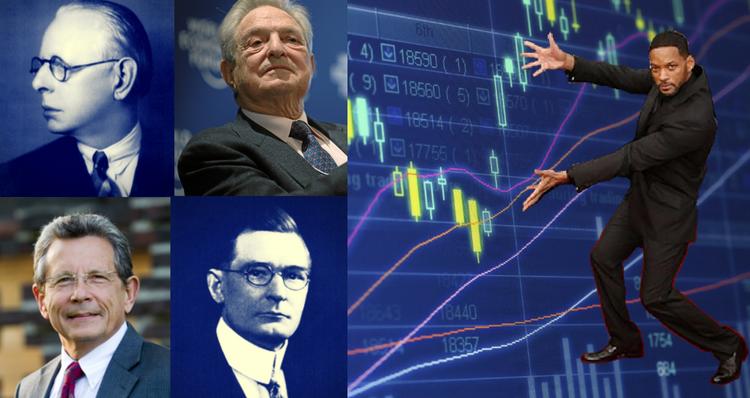 traders de éxito
