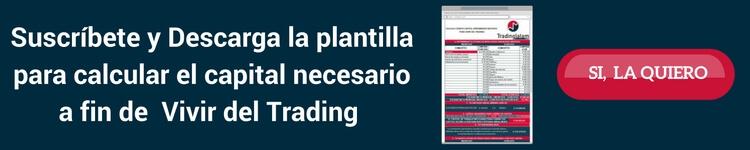 descargar plantilla para calcular capital y vivir del trading